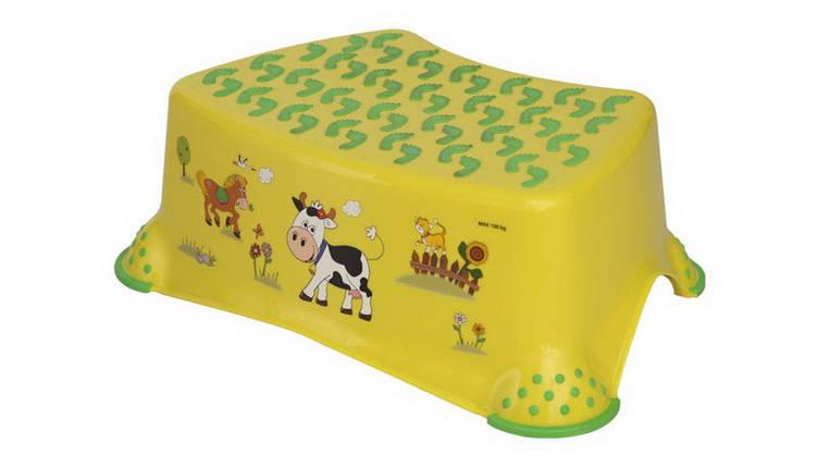 Детская ступенька для ванной HIPPO/FARM/FOREST, фото 2