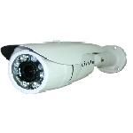 Видеокамера 2,43МП цилиндрическая вариофакальная уличн/внутр CE‐225VFkir8HS AHD/HDCVI/HDTVI/Analog