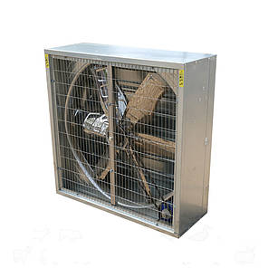 Осевой промышленный вентилятор для сельского хозяйства Турбовент ВСХ 800, фото 2