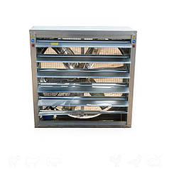 Осевой промышленный вентилятор для сельского хозяйства Турбовент ВСХ 800