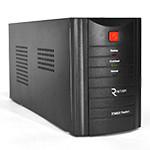 ИБП Ritar RTM800 (480W) Proxima-L, LED, AVR, 2st, 2xSCHUKO socket, 1x12V9Ah, metal Case