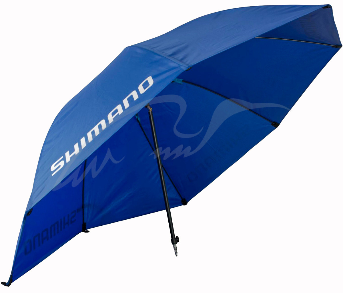 Зонт Shimano Allround Stress Free Umbrella 50in 250cmЗонт Shimano Allround Stress Free Umbrella 50in 250cm