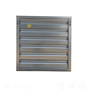 Осьовий вентилятор для сільського господарства Турбовент ВСХ 1100, фото 2