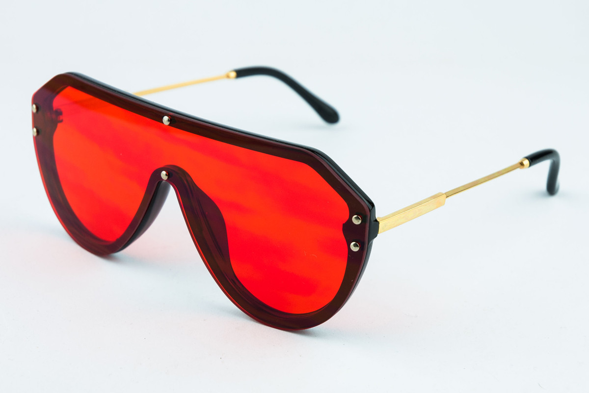 Очки солнцезащитные 1641 С1/С2 маска, фото 1