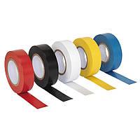 Изолента Ninja 0,15мм*15мм*10м (белая), диапазон рабочих температур: от - 10°С до + 80°С, высокое качество!!! 10 шт. в упаковке, цена за упак.