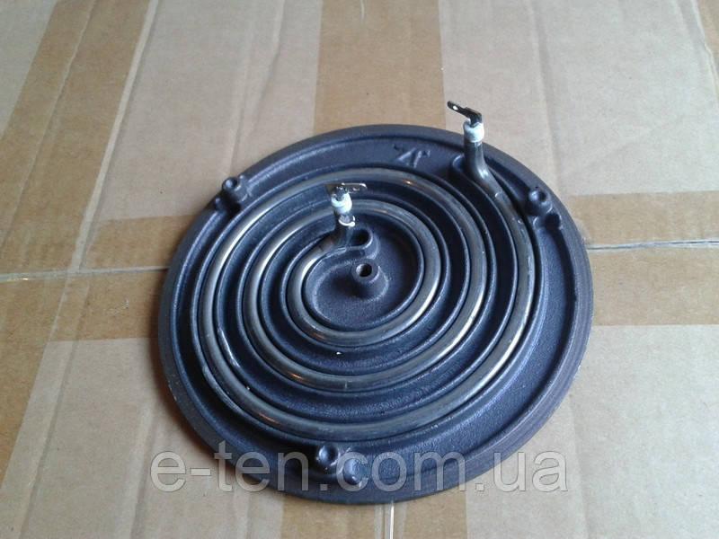 Электроконфорка Колибри (маленькая) Ø145мм / 1000W  на электроплиту (со встроенным несъемным тэном)      Китай