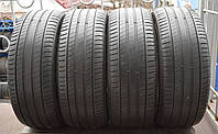 Летние шины б/у 225/55 R17 Michelin Primacy3, комплект, 5 мм