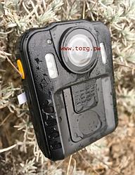 Видеорегистратор нагрудный Protect R-08 64gb СЕРТИФИКАТ