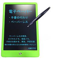"""Интерактивная доска для записи и рисования 10 """" 0010A, Green, Box"""