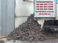 Торфобрикеты топливные навалом, сорт - 1