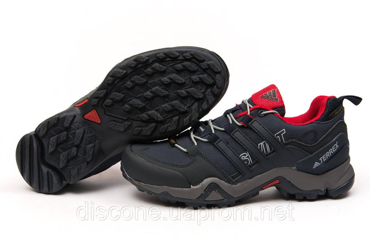 Кроссовки женские 15093 ► Adidas Terrex Swift, темно-синие ✅Скидка 35% ► [ 37 38 ]