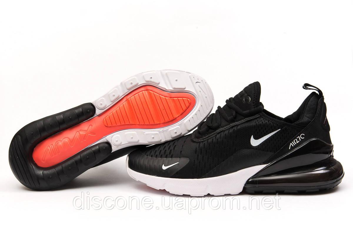 Кроссовки мужские ► Nike Air 270,  черные (Код: 15112) ►(нет на складе) П Р О Д А Н О!