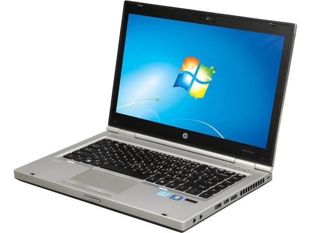 Ноутбук HP EliteBook 8460p/i5(2 GEN)/16Gb/240Gb SSD