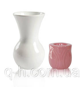 Набор ваза и подсвечник из керамики Eterna 2004-102-19, фото 2