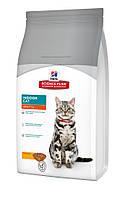 Хиллс Indoor для взрослых кошек сидящих в помещении 1,5 кг