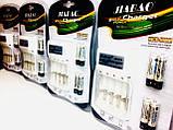 Комплект Зарядное + батареки микропалчик JB-212,  AAA (60), фото 2