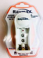 Зу Raymax RM-116 ( 2 аккумулятор)