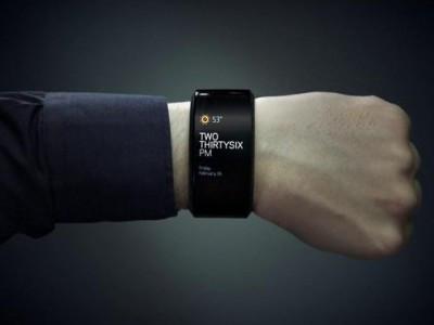 Samsung патентує смартфон у вигляді браслета