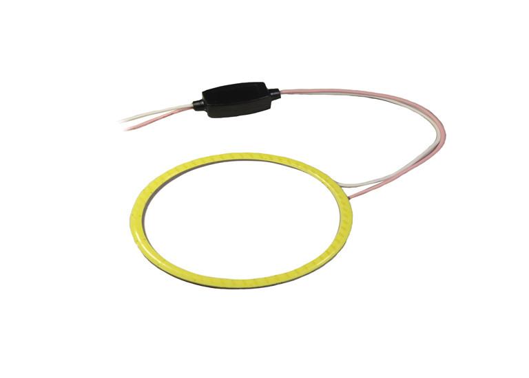Светодиодное кольцо LED ring COB 80mm (ангельские глазки)