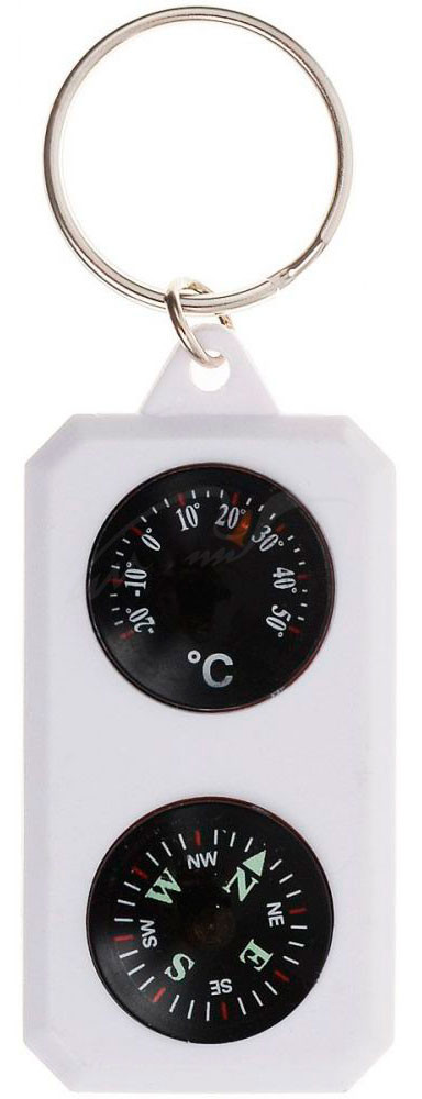 Компас Sol SLA-003 с градусником сувенирныйКомпас Sol SLA-003 с градусником сувенирный