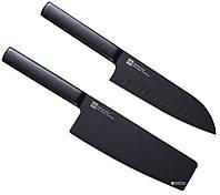 Набор ножей Xiaomi Huo Hou Black non-stick heat knife 2, фото 2