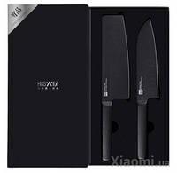 Набор ножей Xiaomi Huo Hou Black non-stick heat knife 2, фото 3