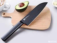 Набор ножей Xiaomi Huo Hou Black non-stick heat knife 2, фото 4