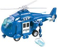 Вертолет инерционный Wenyi WY760C, фото 1