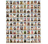 Портрети героїв небесної сотні 101 шт