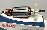 Якорь (ротор) для дрели ИЖ  ИНТЕРСКОЛ  ДУ-16\1000 ЭР  (157.5*39/ 4-z вправо)