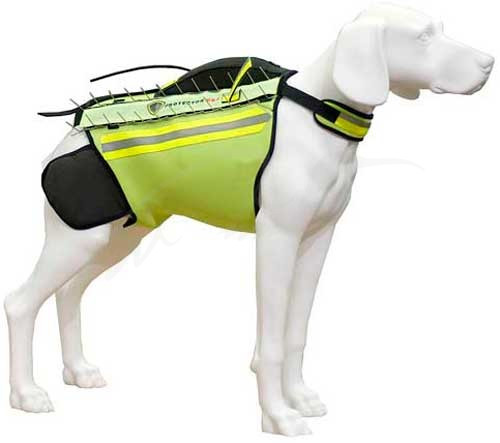 Жилет для собак Dogtech Protector Body PRO(WOLF)Жилет для собак Dogtech Protector Body PRO(WOLF)