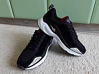 Мужские кроссовки Reebok DMX Classic Black/White черно-белые