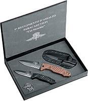 Набор из 2х ножей Fox FKMD Col Moschin Limited Edition, фото 1