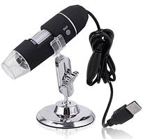 Микроскоп цифровой BAKKU ,кратность увеличения 50~500Х,USB 2.0,Box (153*125*47) 0,2кг