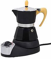 Гейзерная кофеварка GAT Nerrisima 4 TZ yellow, фото 1
