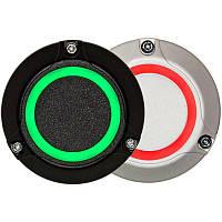 Миниатюрный контроллер с встроенной кнопкой выхода Lumiring LRE-1CBS белый/черный