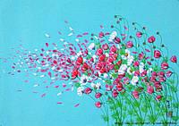 Цветочный Бриз - украшения для любимых девочек и мам. Цветы ручной работы.