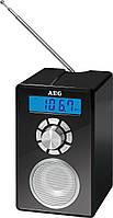Радио AEG MR 4139 black