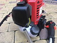 Мотокоса бензокоса триммер Honda GX 35 (Хонда 4тактная) Бензокоса Мотокоса, кусторез, триммер