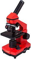 Микроскоп LEVENHUK Rainbow 2L Plus orange, фото 1