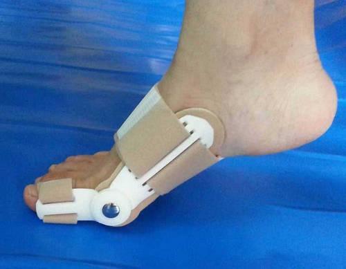 Шарнирная вальгусная шина TPS для лечения бурсита