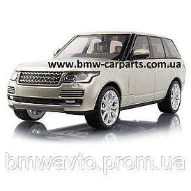 Модель автомобиля Range Rover All New Scale Model 1:43, Luxor Gold