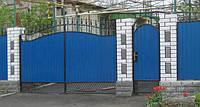 Забор для дома и дачи.
