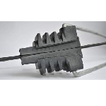 Натяжной зажим Н4, для плоского кабеля