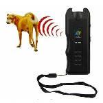 Отпугиватель ультразвуковой ZF-851E от собак 130dB мобильный питание 9V