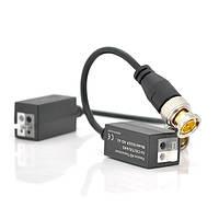 Пассивный приемопередатчик видеосигнала N101P-HD-A2 AHD/CVI/TVI, 720P/1080P - 400/200 метров, цена за пару