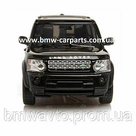 Модель автомобиля Land Rover Discovery 4, Scale 1:43, Santorini Black