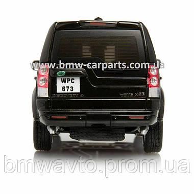 Модель автомобиля Land Rover Discovery 4, Scale 1:43, Santorini Black, фото 2