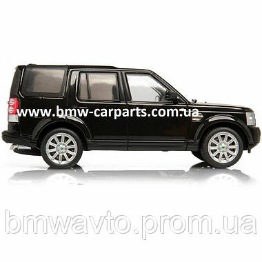 Модель автомобиля Land Rover Discovery 4, Scale 1:43, Santorini Black, фото 3