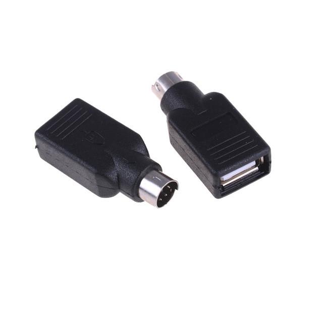 Переходник USB AF/PS2 USB
